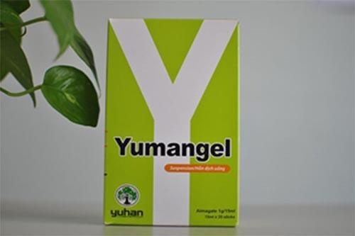 Yumangel – Thuốc dạ dày chữ Y