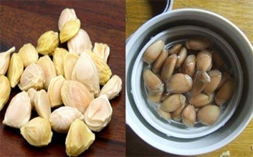 Bài thuốc dân gian chữa đau dạ dày với hạt bưởi