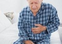 Bệnh viêm dạ dày mãn tính thường xuất hiện khi bước sang tuổi trung niên trở đi ( Ảnh minh họa)