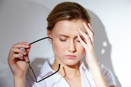 đau dạ dày do căng thẳng
