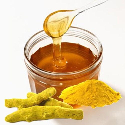 nghệ và mật ong tốt cho dạ dày