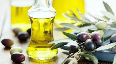chữa đau dạ dày bằng dầu oliu