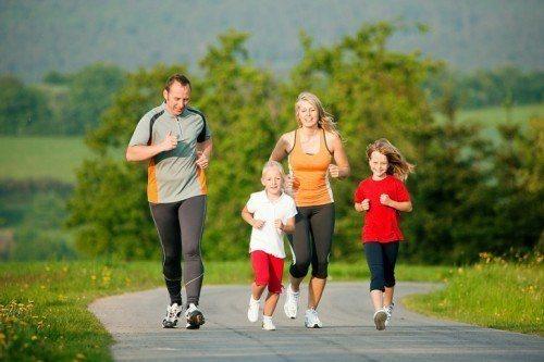 tập thể thao phòng bệnh dạ dày
