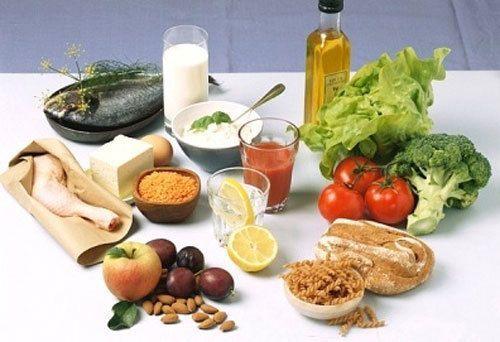 chế độ ăn phòng ngừa bệnh sa dạ dày