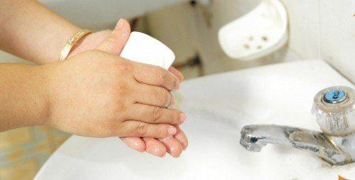 giữ vệ sinh phòng ngừa vi khuẩn Hp