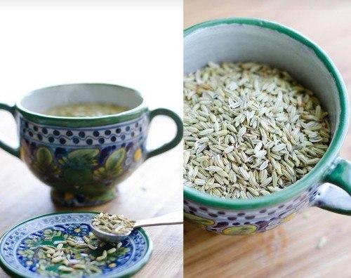 trà thì là tốt cho dạ dày
