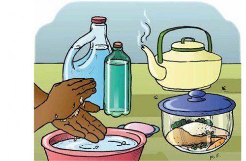 phòng ngừa nhiễm vi khuẩn Hp