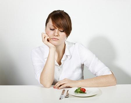 mắc bệnh dạ dày khi giảm cân