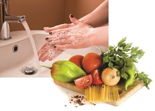 phòng ngừa bệnh đường ruột mùa hè
