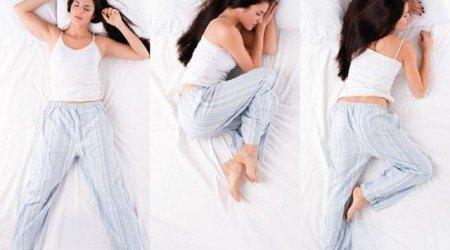 tư thế nằm ngủ và bệnh dạ dày