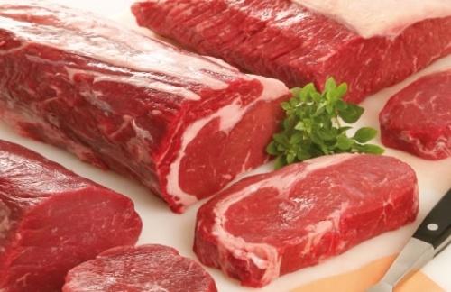 người loét dạ dày không ăn thịt màu đỏ