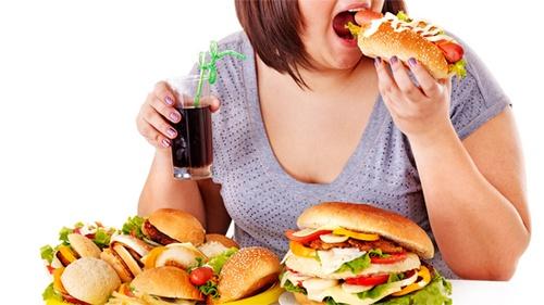 béo phì tăng nguy cơ ung thư dạ dày