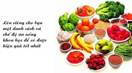 chế độ ăn cho người loét dạ dày