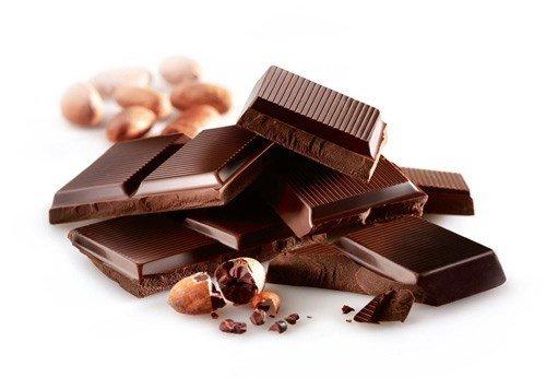 sô cô la và dạ dày