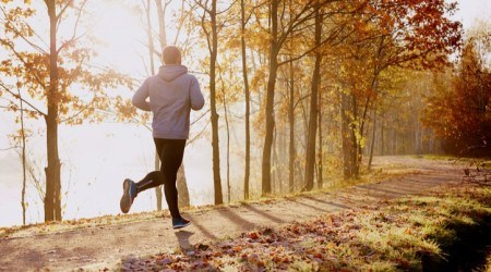 sa dạ dày do thói quen chạy bộ