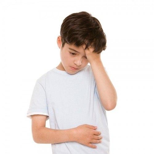 nhiều trẻ mắc viêm dạ dày có Hp