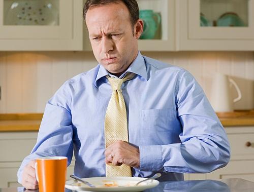 đau thượng vị sau khi ăn