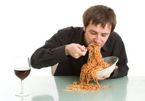 Thói quen ăn uống không tốt