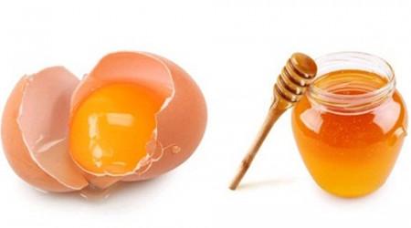Chữa đau dạ dày bằng mật ong và trứng gà