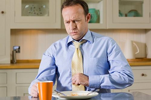Đầy bụng sau khi ăn