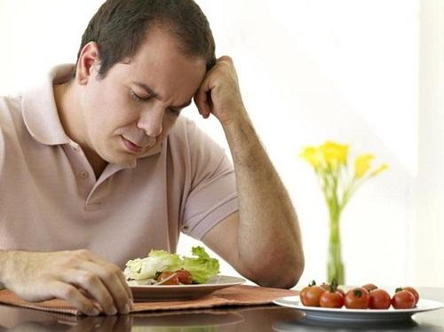 Kết quả hình ảnh cho mệt mỏi chán ăn