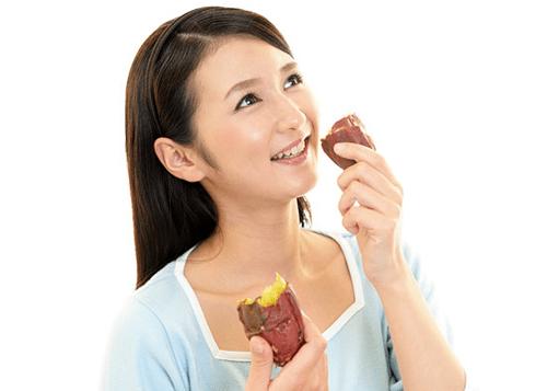 bị trào ngược dạ dày có nên ăn khoai lang không