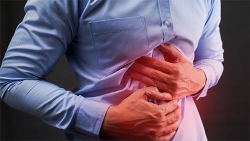 Viêm loét dạ dày tá tràng gây đau nhiều vùng thượng vị