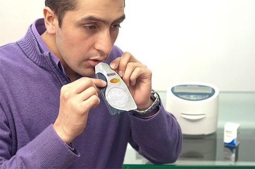 Xét nghiệm Test thở Ure tìm vi khuẩn HP
