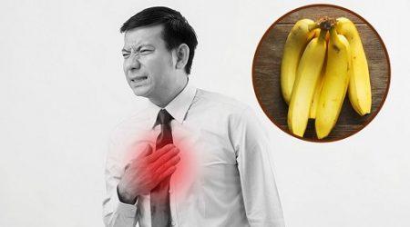 Bị trào ngược dạ dày ăn chuối được không