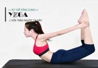 yoga chữa trào ngược dạ dày