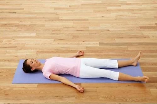 bài tập yoga cho người trào ngược dạ dày