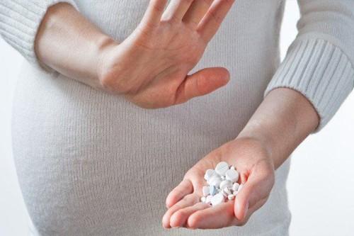Thuốc chống trào ngược dạ dày cho bà bầu